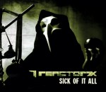 Reactor7x Sick of It All - CD cover