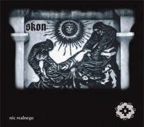 Skon - Nic Realnego - front cover