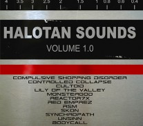 V/A Halotan Sounds 1.0
